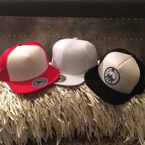 2 SNAPBACK HATS 🧢 SIZE OS